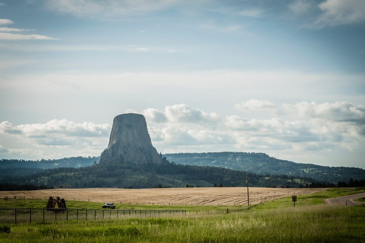 Storm chasing 2014 - A Day Off in Wyoming