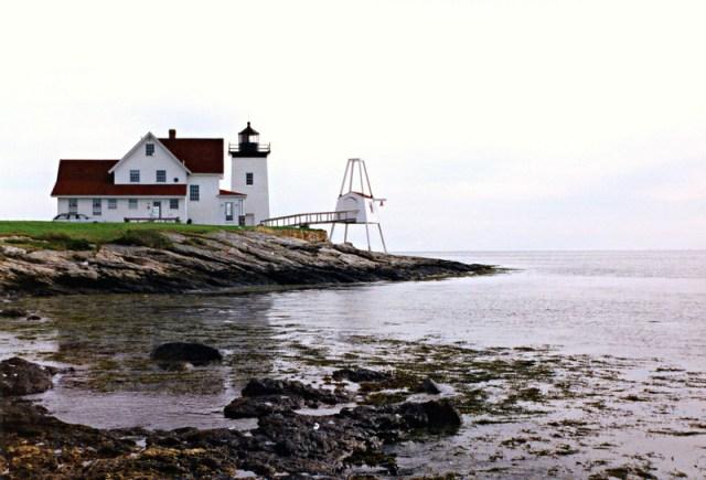 Image result for Hendricks Head Lighthouse, Maine: