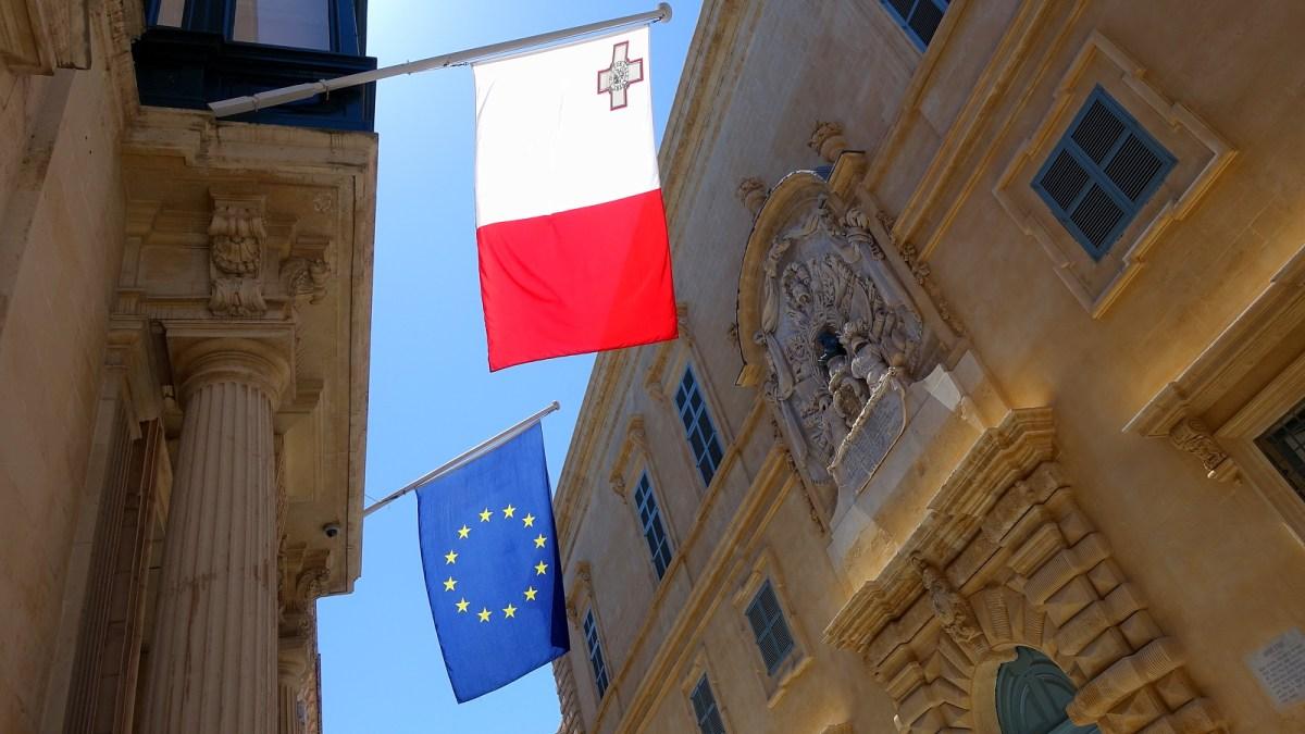 Self-Guided Valletta Walking Tour - Auberge de Castille