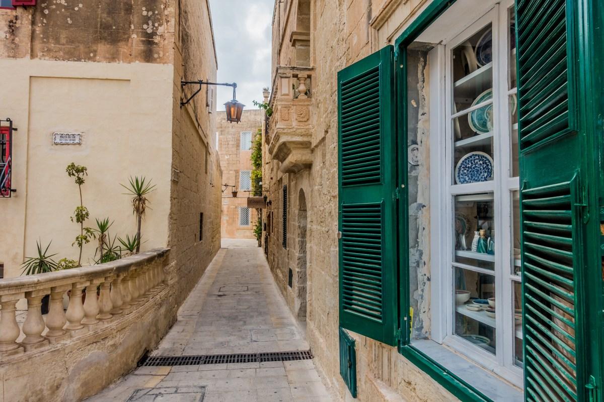3 days in Malta - Mdina
