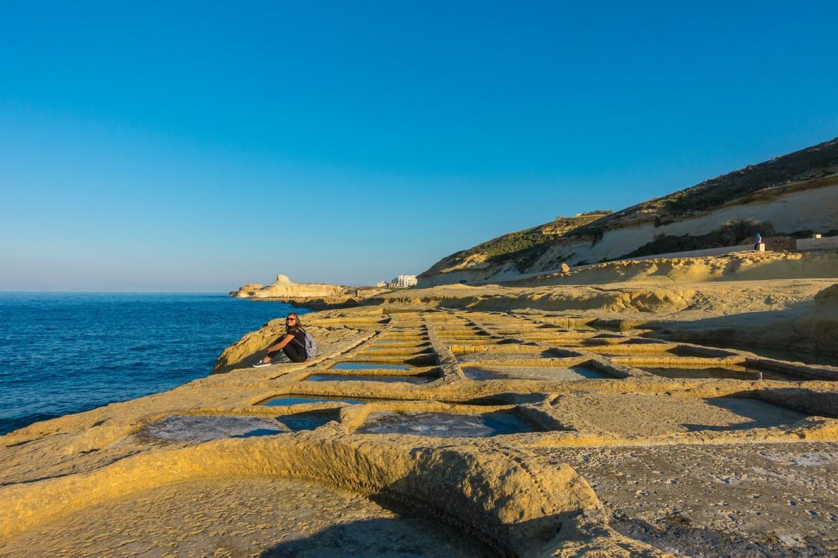 Salt Pans, Malta