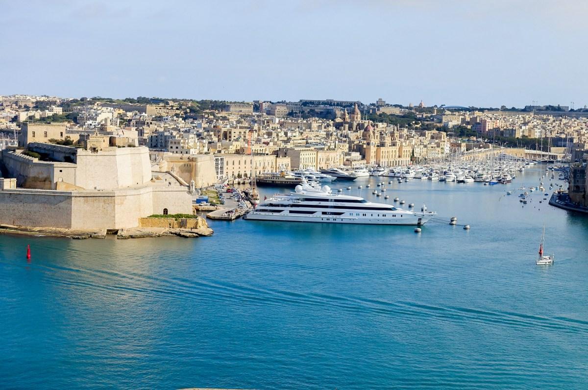 3 days in Malta - The Three Cities