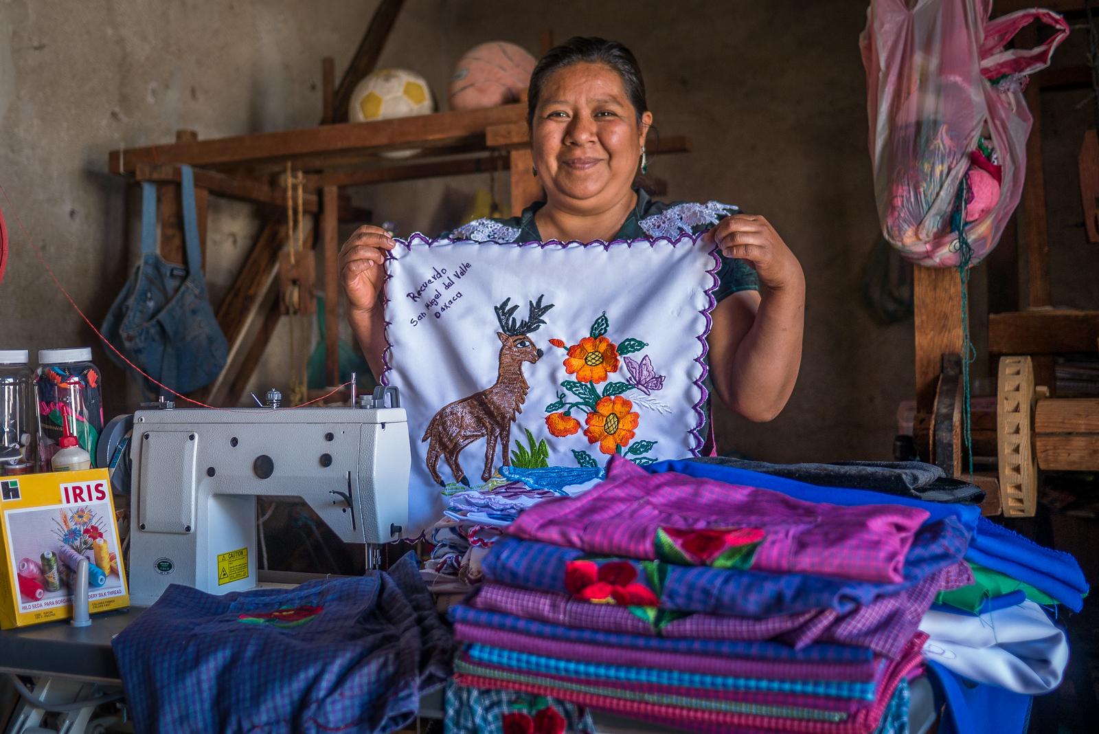 zapotec community san miguel del valle