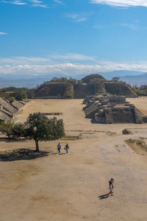 visit monte alban from Oaxaca centro