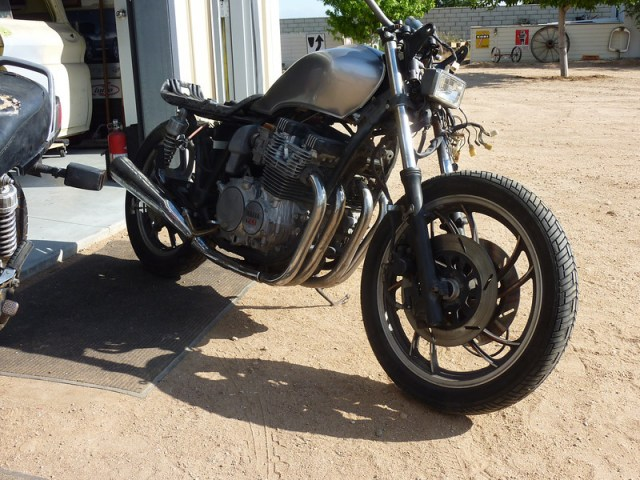 750 Seca Cafe Racer | hobbiesxstyle
