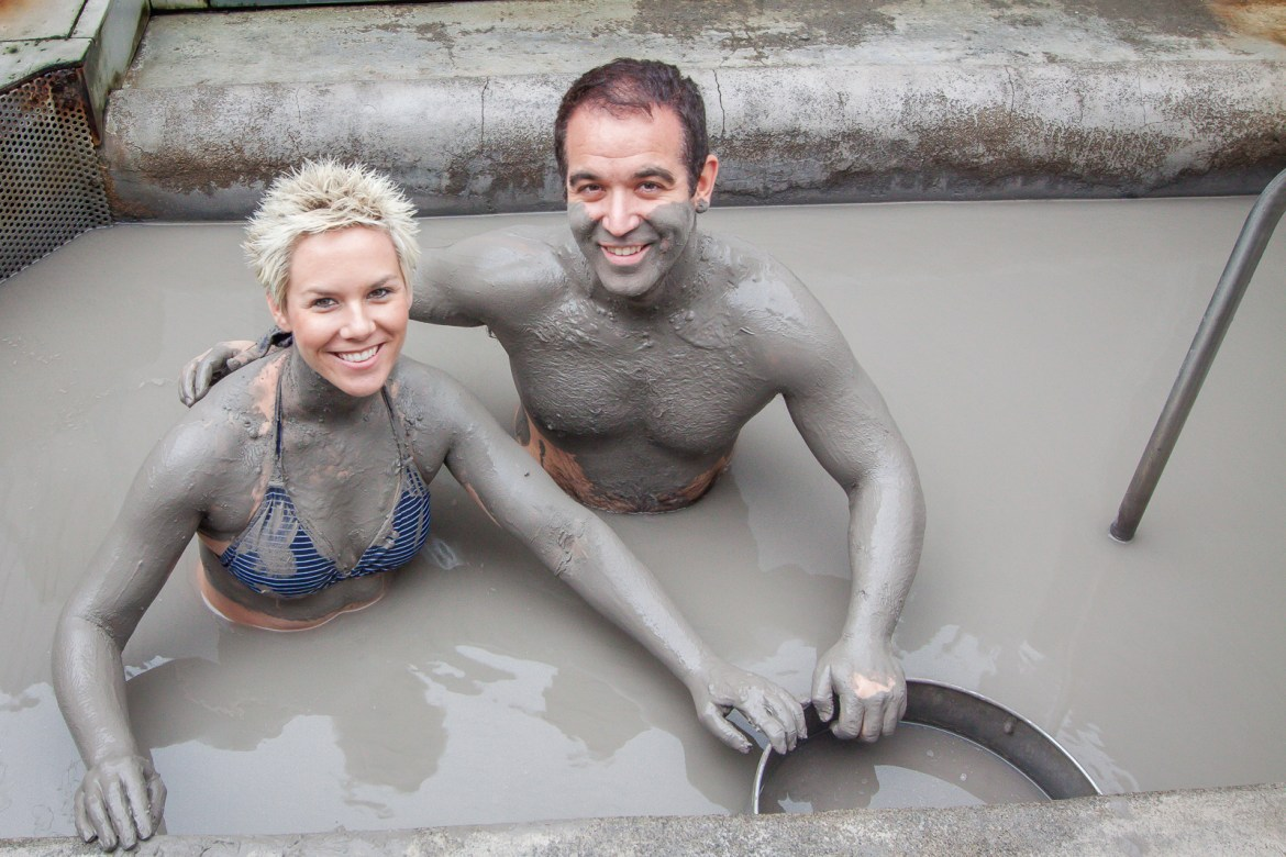 Rotorua attractions: Don't miss a visit to Hell's Gate during your next trip to Rotorua in New Zealand. It offers a unique tour of the geothermal area and relaxation time in the mud spa. | www.eatworktravel.com - The luxury, adventure travel couple!