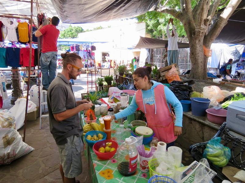 Juice - Guanajuato Street Food Tour - Guanajuato, Mexico
