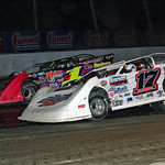 - For the lead 17 Zack Dohm 1 Rusty Schlenk