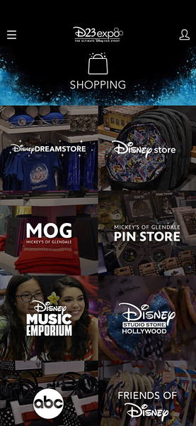 d23 expo mobile app 20193