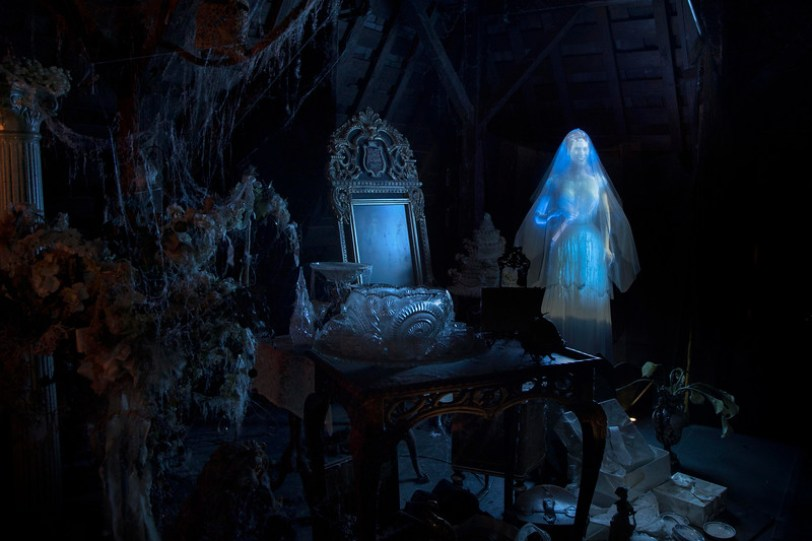 Haunted Mansion at Disneyland Park – Constance Hatchaway