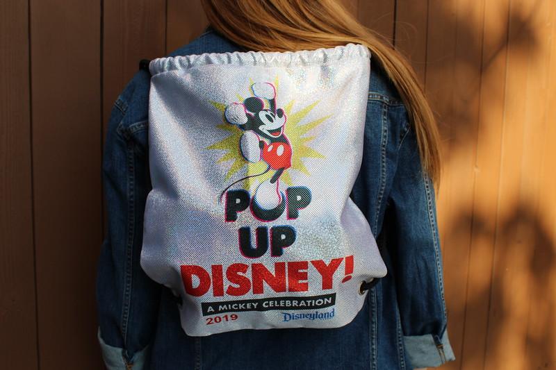 Pop-Up Disney! A Mickey Celebration – Cinch Sack