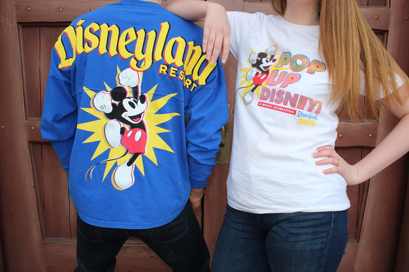 Pop-Up Disney! A Mickey Celebration – Apparel