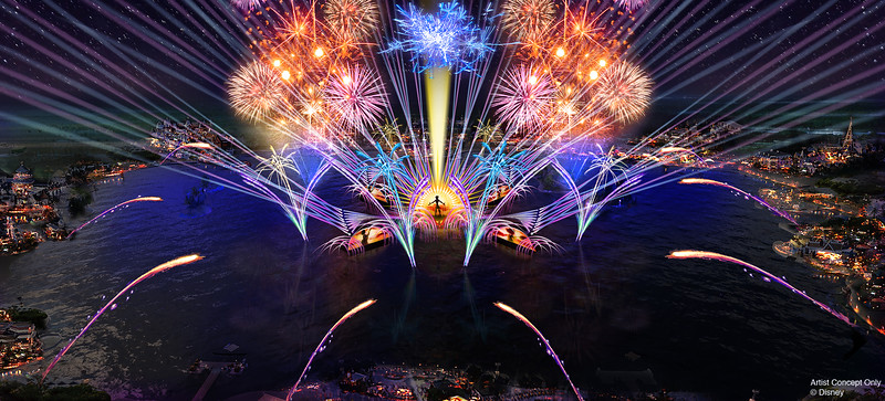 Disney, Steve Davison, share details for upcoming 'Harmonius' show at Epcot