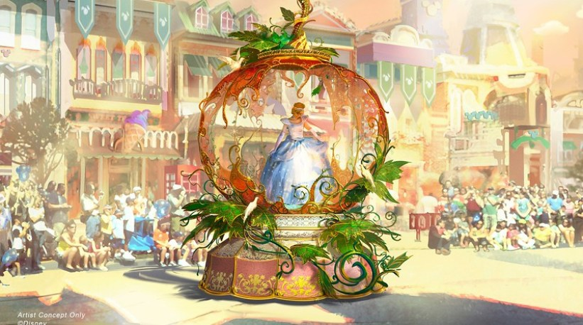 magic happens parade concept art 1