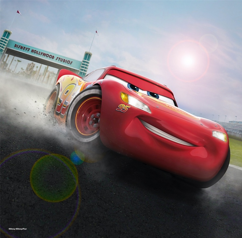 Are you ready for 'Lightning McQueen's Racing Academy' at Disney's Hollywood Studios?