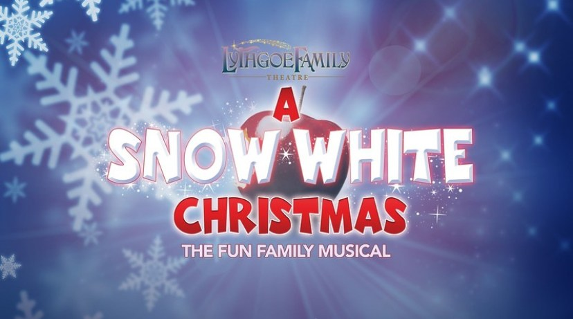 snow white christmas lythgoe family panto 2019
