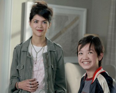 Get your first look at ANDI MACK, from the creators of LIZZIE McQUIRE