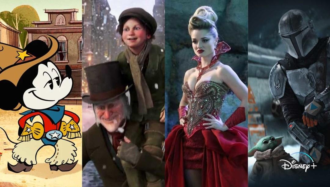 WHAT'S NEW (November 2020) – More movies, series, seasons, and original programming coming to #DisneyPlus