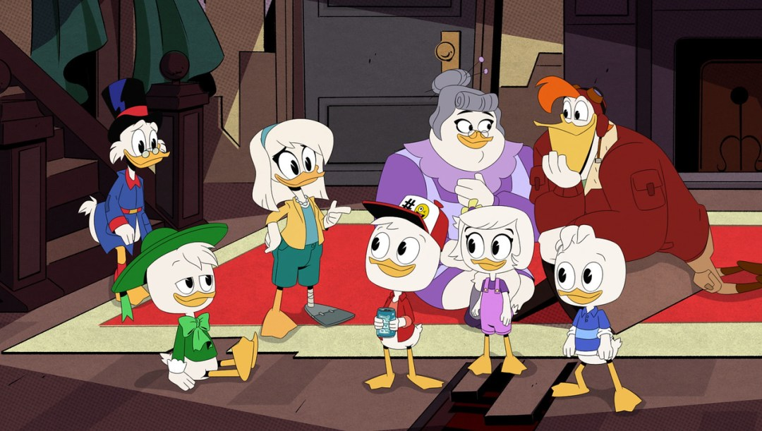 Disney Channel reboot of DuckTales has been officially canceled