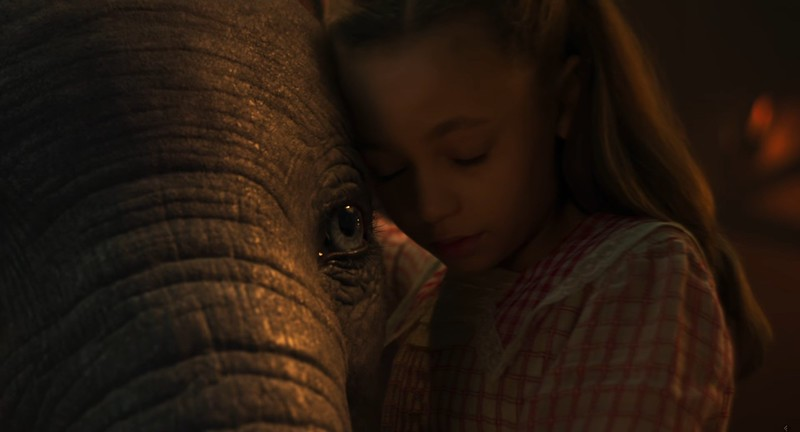 Sitting down with Tim Burton and the cast of DUMBO, here's what we learned!