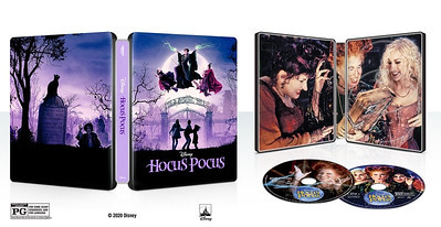 hocus pocus Ultimate Collector's Edition (2)