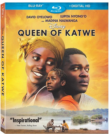 REVIEW: Compelling QUEEN OF KATWE makes inspirational debut in home release