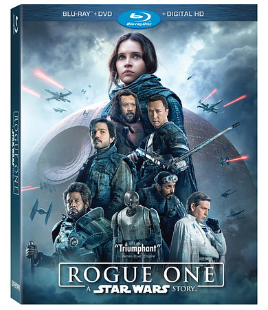 REVIEW: ROGUE ONE lands with a suitable but decidedly scruffy-looking set of extras