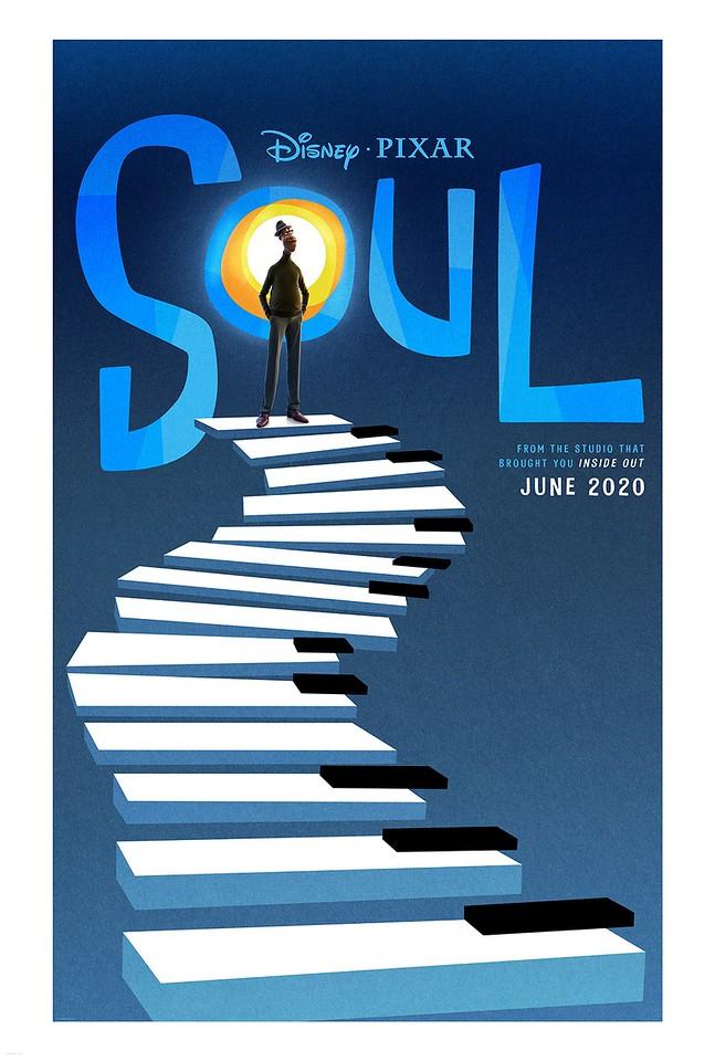 disney pixar soul poster