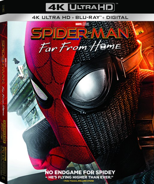 Spiderman_FarFromHome_2019_4K-UHD_OUTERSLEEVE_FrontLeft_V2