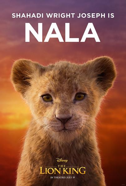 Young Nala