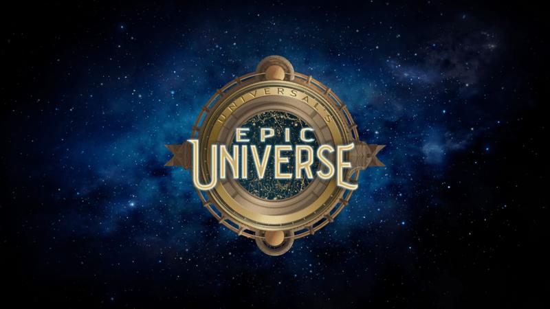 Universal's Epic Universe - Logo