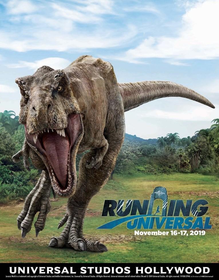 Running Universal - Jurassic World Run