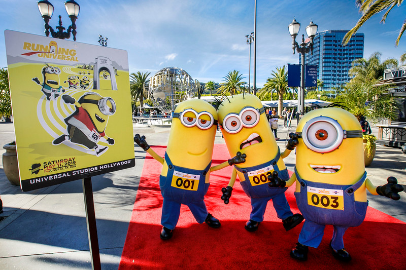Second day added to RUNNING UNIVERSAL Minion Run 5K!