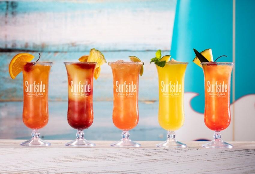 Endless Summer Resort - Surfside Inn & Suites<br /> ESR19<br /> Food Shoot<br /> 050918