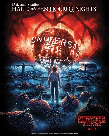 """Netflix's Original Series """"Stranger Things"""" Returns to<br /> Universal Studios Hollywood and Universal Orlando Resort With All-New """"Halloween Horror Nights"""" Mazes This Fall 2019"""