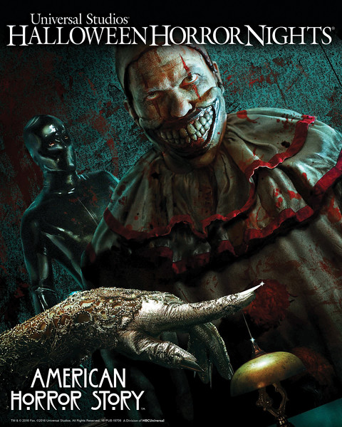 AMERICAN HORROR STORY returning for Universal Halloween Horror Nights