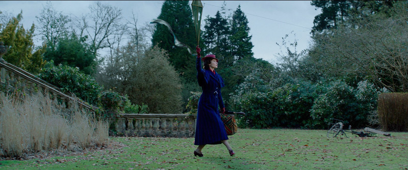 Emily Blunt is Mary Poppins in Disney's MARY POPPINS RETURNS, a sequel to the 1964 MARY POPPINS, which takes audiences on an entirely new adventure with the practically perfect nanny and the Banks family.