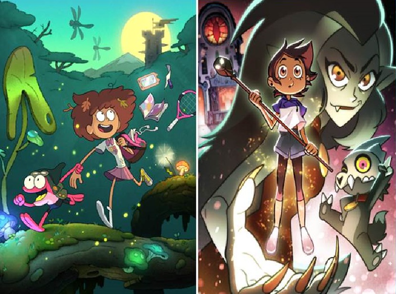 Details on the two new animated series coming to Disney
