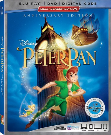 REVIEW: 'Peter Pan' Walt Disney Signature Collection flies with new extras