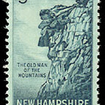 """""""Old Man of the Mountain"""" 6"""