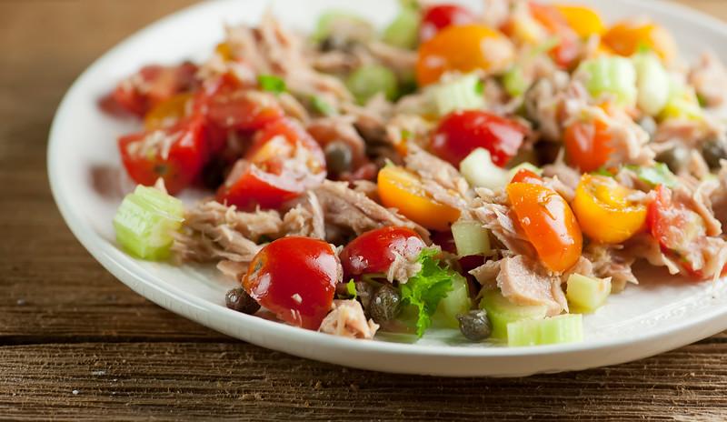 Summertime Tuna Salad