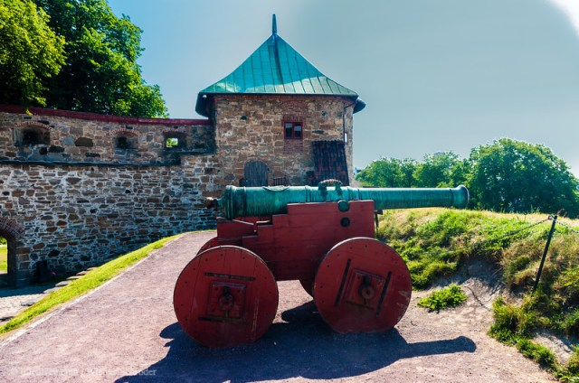 Akershus festning - Castle of Akershus in Oslo