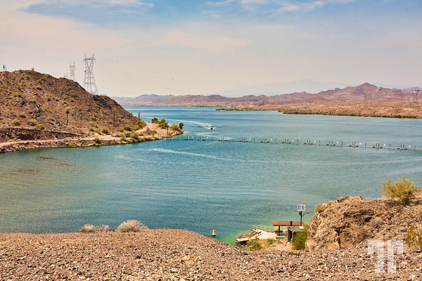 Colorado Rive at Havasu Lake City