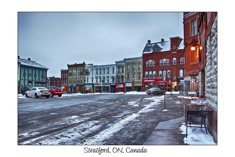 Stratford, ON, Canada