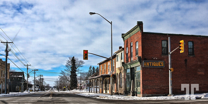 Shakespeare village, Ontario, Canada