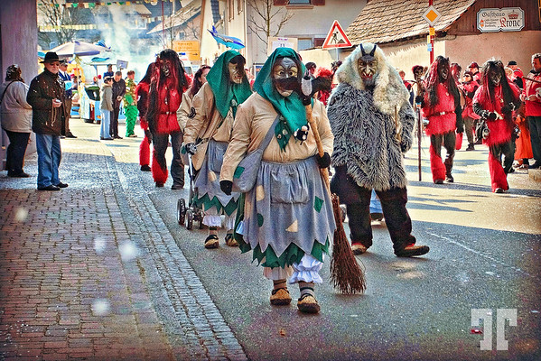 Gottenheim carnival, Germany