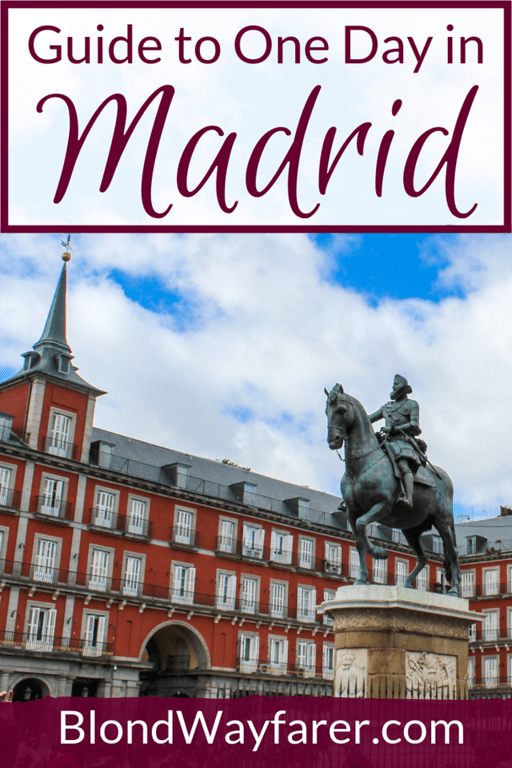 one day in madrid | one day in madrid itinerary | a day in madrid | madrid in a day | madrid 24 hours | madrid in 1 day |