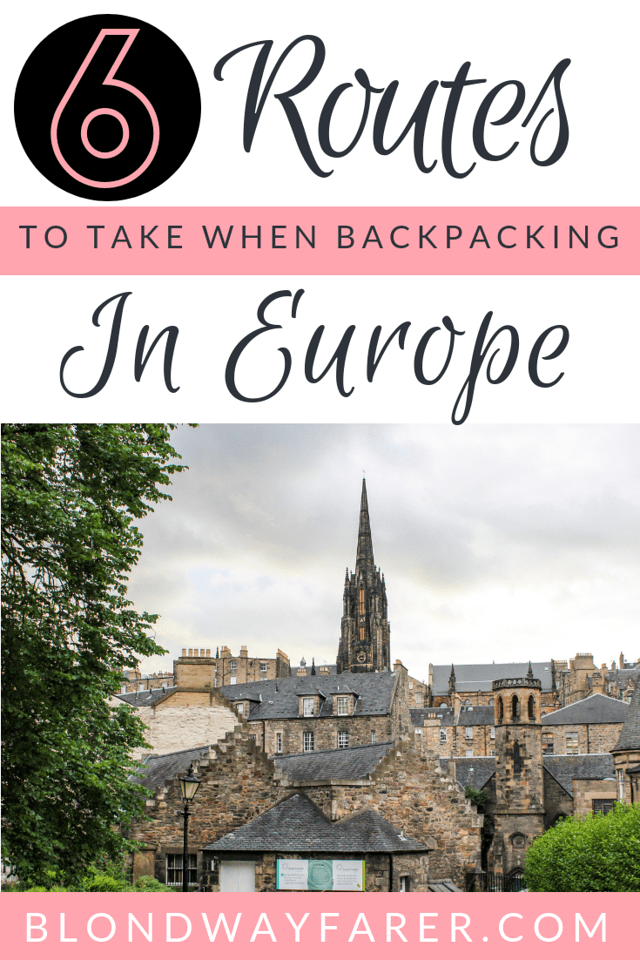europe backpacking route | backpacking europe routes | backpacking trips europe | best backpacking europe route | backpacking through europe itinerary samples | backpacking routes in europe