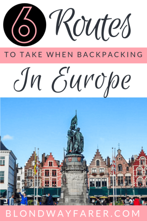backpacking routes europe | backpacking europe alone | backpacking through europe | europe backpacking trip planner | backpacking europe routes | backpacking tips for beginners
