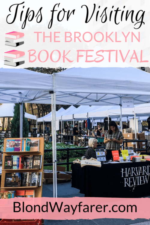 the brooklyn book festival | book fairs | literary events | book events | visit new york city | visit brooklyn | book festivals | book festivals around the world